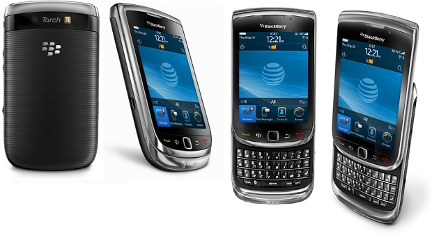 Blackberry Torch 2010. Blackberry Torch: Innovative